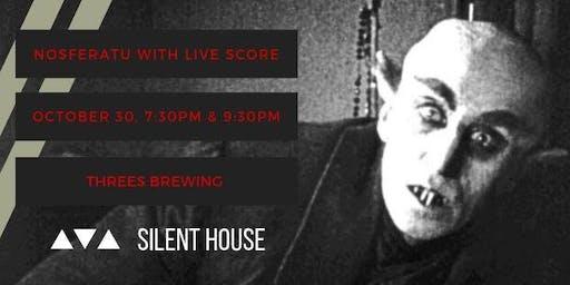 Nosferatu (1922) with a Live Score