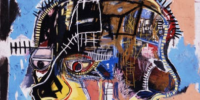 Visualizing Black Art: Basquiat Inspired