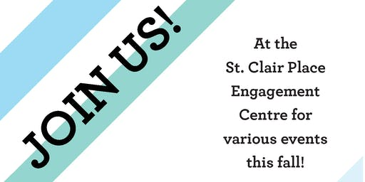 St Clair Place Community Movie Night