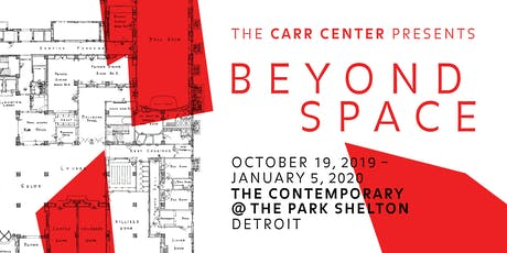 """""""Beyond Space""""  curated by Carrie Mae Weems, Opening Night Artist Reception tickets"""
