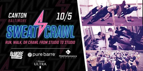 Sweat Crawl (Baltimore) - Canton - October 5 tickets