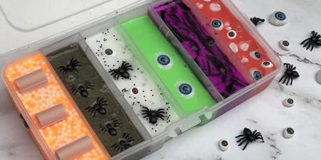 Craft'd Bus Workshops: Halloween Slime Making tickets