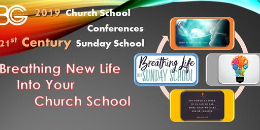 Regional Church School Conference 2019 - Northern VA