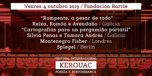 Festival Internacional Kerouac Poesía e Performance