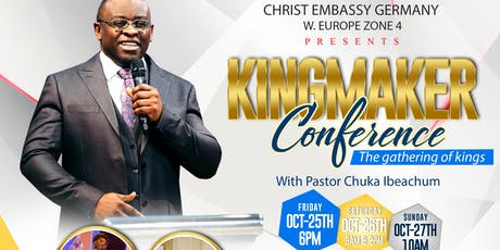 Kingmaker Conference 2019 Tickets