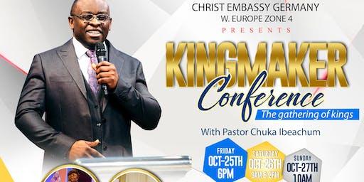 Kingmaker Conference 2019