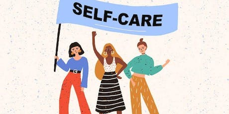 WHY IS SELF-CARE SO HARD?-SAINT LUKE'S EAST tickets