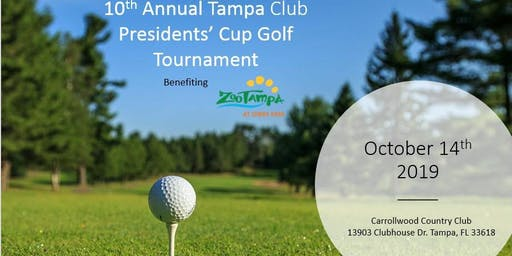 10th Annual Tampa Club Presidents' Cup Golf Tournament