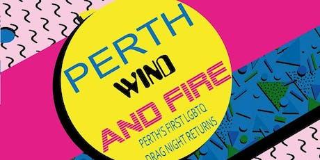 PERTH WIND AND FIRE 2 - Perth's LGBT Club Returns with Scarlet Skylar Rae tickets