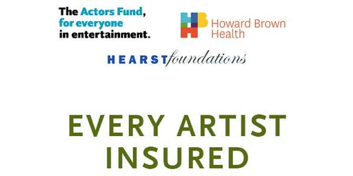 Every Artist Insured: Get Enrolled, Chicago!