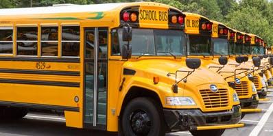 Fulton County Schools Bus Driver Fair - September 28