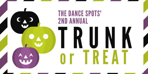 The Dance Spots' 2nd Annual Trunk or Treat