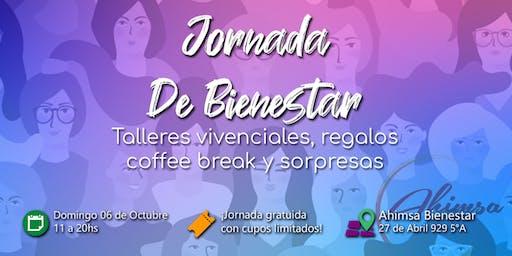 JORNADA DE BIENESTAR