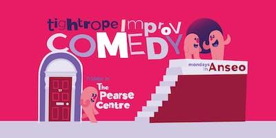 BYOB Friday Comedy at the Tightrope!