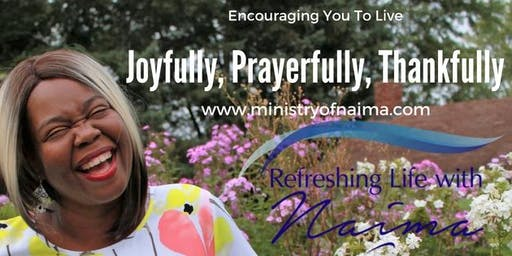 The Joy Soiree - Ladies Faith Based Self Care Event