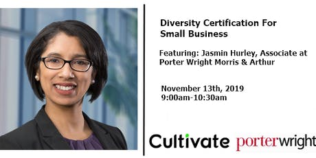Diversity Certification For Small Business tickets