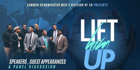Lift HIM Up Movement tickets
