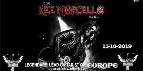 KEE MARCELLO @Ragnarok Live Club , B-3960 BREE tickets