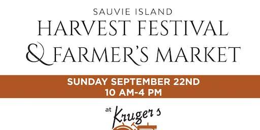1st Ever Sauvie Island Harvest Festival & Farmers Market