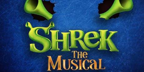 Shrek: The Musical 3/14 tickets