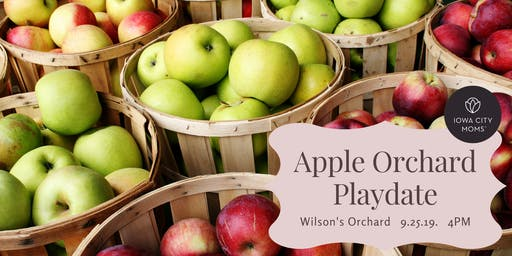 7th Annual Orchard Playdate