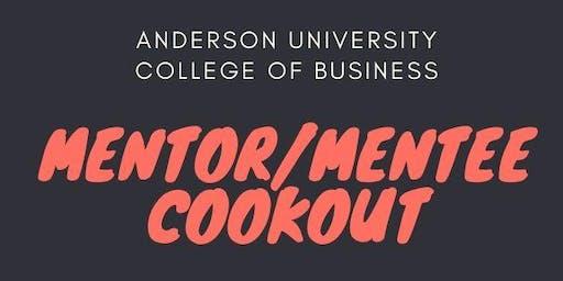 Mentor/Mentee Cookout