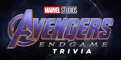 Avengers Endgame Trivia tickets
