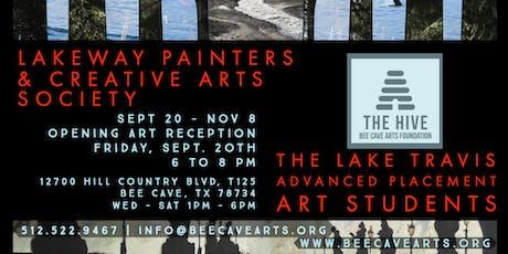 Opening Art Reception tickets