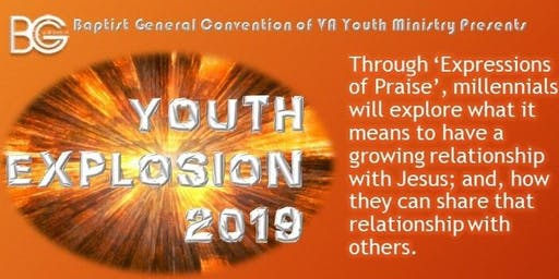 Youth Explosion 2019 - Northern VA Region