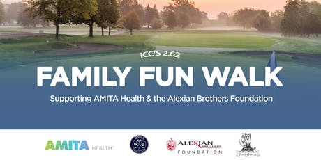 ICC 2.62 Family Fun Walk  for Mental Health tickets