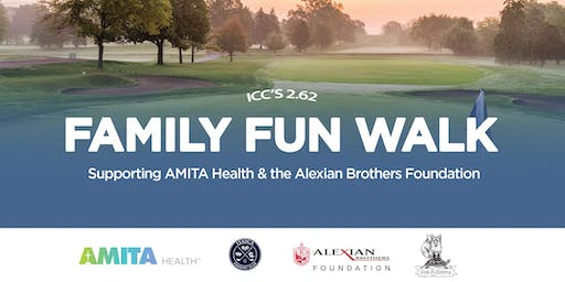 ICC 2.62 Family Fun Walk  for Mental Health