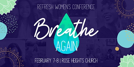2020 Refresh Women's Conference tickets