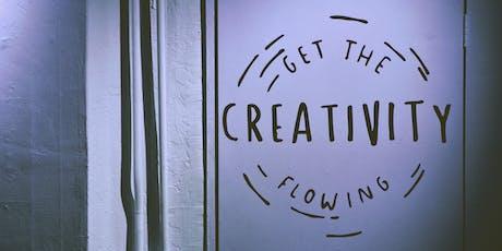 Quem é você na fila da criatividade? ingressos