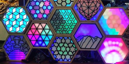 Digital Stained Glass Window Workshop