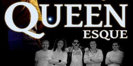 QueenEsque tickets