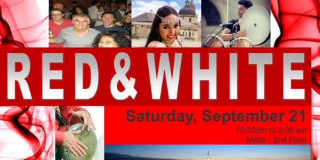 Red & White Turkish Festival Party tickets