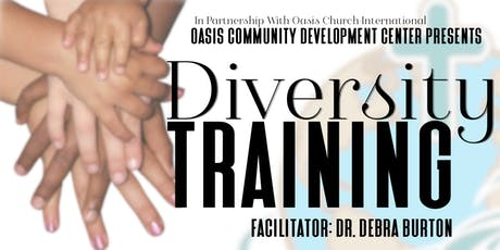 Oasis Diversity Training tickets