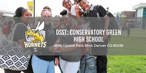 DSST: Conservatory Green High School Tours 19-20