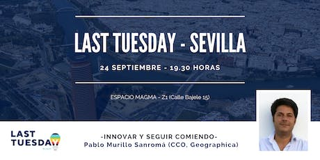 Last Tuesday - Sevilla entradas