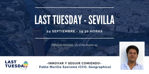 Last Tuesday - Sevilla