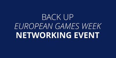 Back Up Event European Games Summit