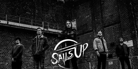 Sails Up (single release), From The Future, with guests tickets