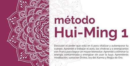 Curso Método Hui-Ming 1 entradas