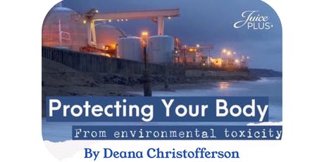 JP+ BIZ PARTNERS: Protecting Your Body From Environmental Toxicity tickets