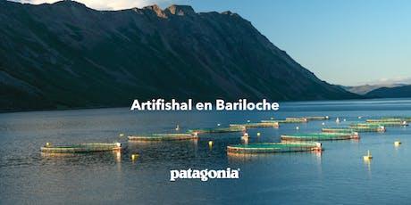 Artifishal en Bariloche entradas