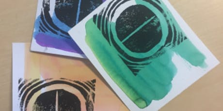 STORYTELLING THROUGH PRINT MAKING AND IMPACT STATEMENTS tickets