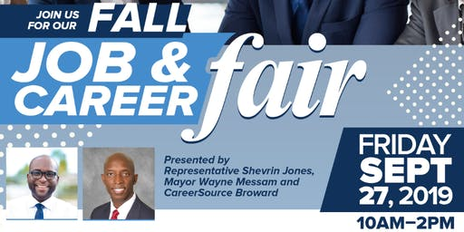 Fall Job & Career Fair