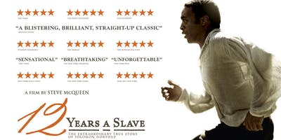 *FREE* 12 Years a Slave at the Folk Hall - Black History Month Special
