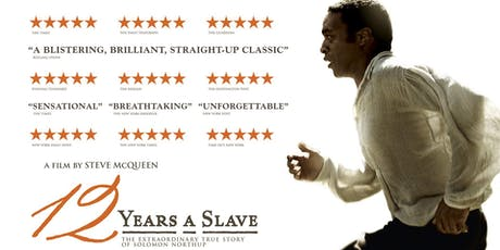 *FREE* 12 Years a Slave at the Folk Hall - Black History Month Special tickets