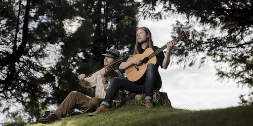 CHORLTON COUNTRY CLUB PRESENTS /// Kit Hawes and Aaron Catlow